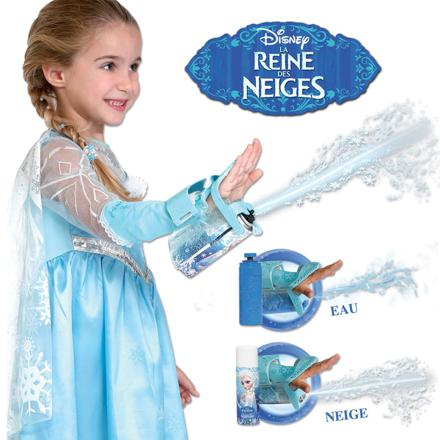 bracelet reine des neiges qui lance de la glace