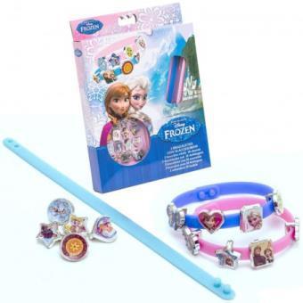 bracelet reine des neiges