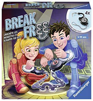 break free jeu