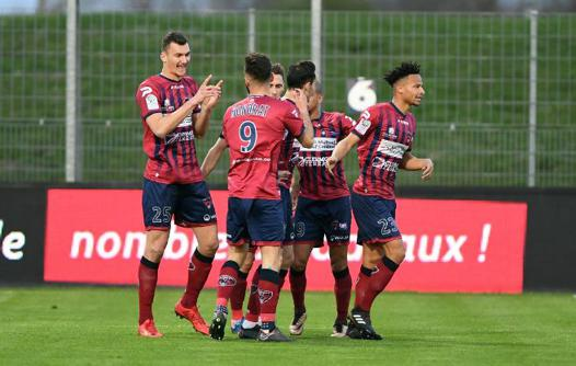 brest clermont foot