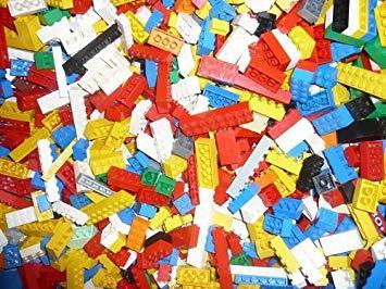 briques lego vrac