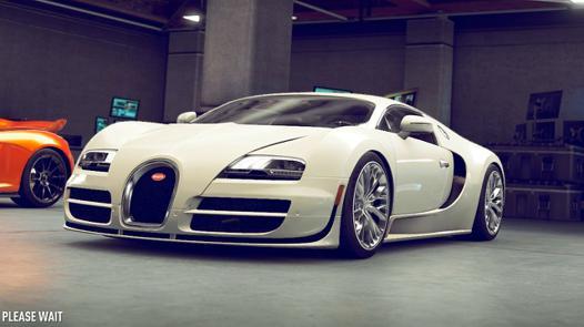bugatti veyron fast and furious 7