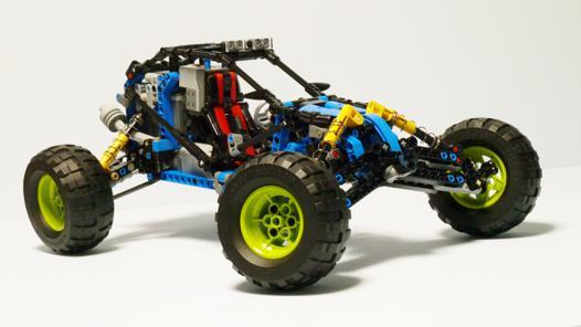 buggy lego
