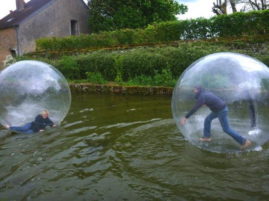 bulle géante