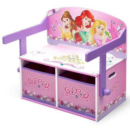bureau princesse disney
