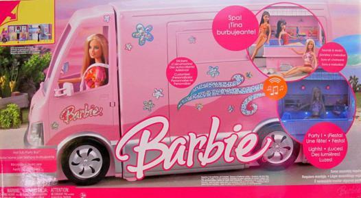 bus barbie