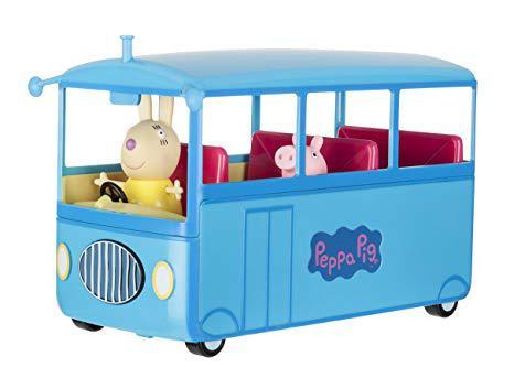 bus peppa pig