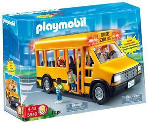 bus playmobil