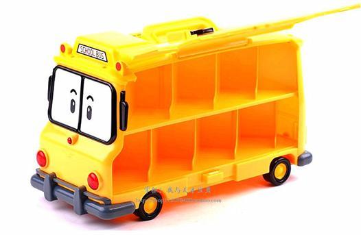 bus robocar poli