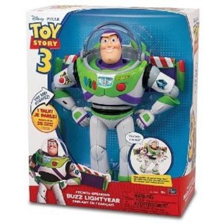 buzz l éclair jouet
