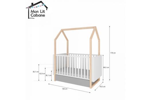 cabane bebe 1 an