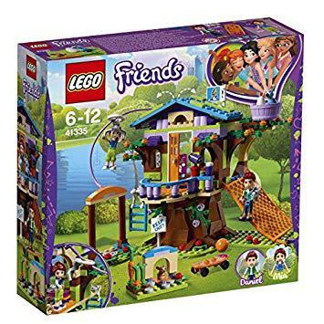 cabane dans les arbres lego