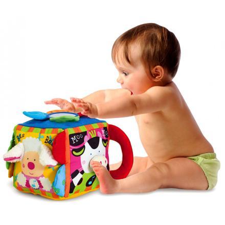 cadeau bébé 6 mois garçon