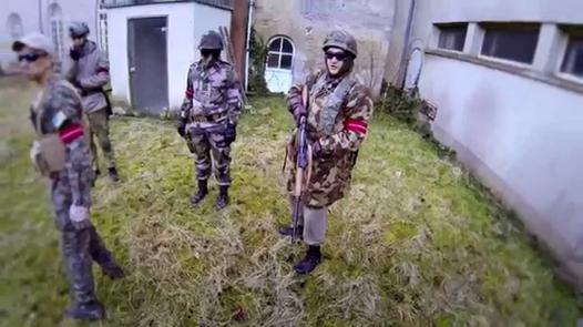 caen airsoft team