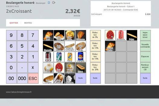 caisse enregistreuse en ligne pour jouer