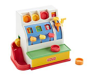 caisse fisher price