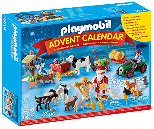 calendrier avent playmobil 2017