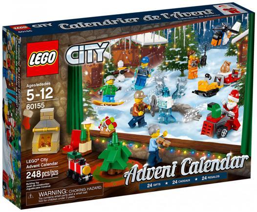 calendrier de l avent lego city