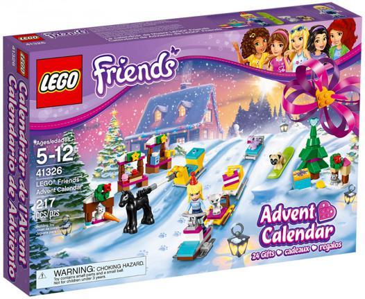 calendrier de l avent lego friends 2017