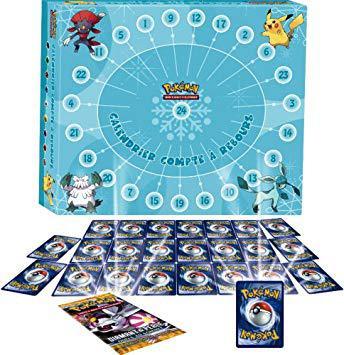 calendrier de l avent pokemon