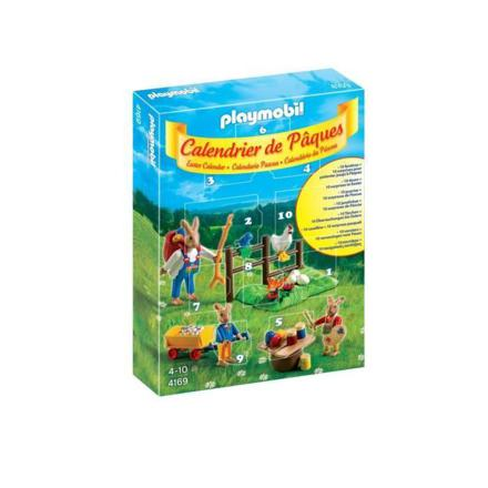 calendrier paques playmobil