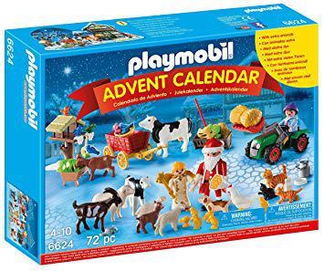 calendrier playmobil 2017