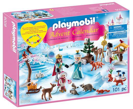 calendrier playmobil