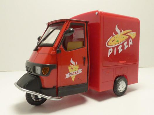 camion a pizza
