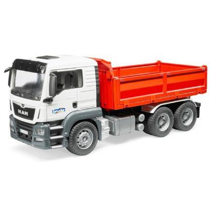 camion benne chantier