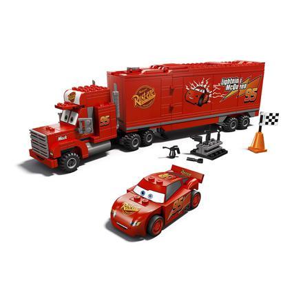 camion cars lego