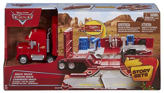 camion cars mattel