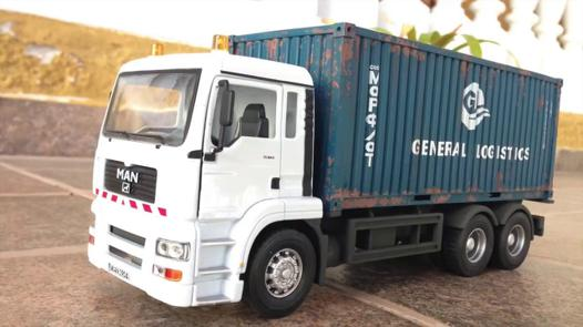 camion container