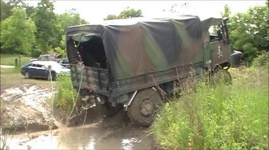 camion de l armée