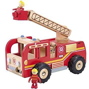 camion de pompier jouet 2 ans