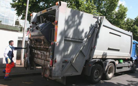camion eboueur