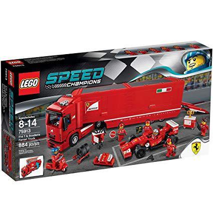 camion ferrari lego