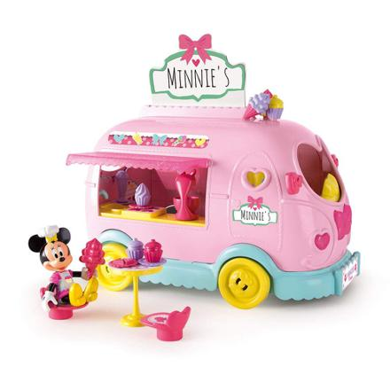 camion gourmand minnie