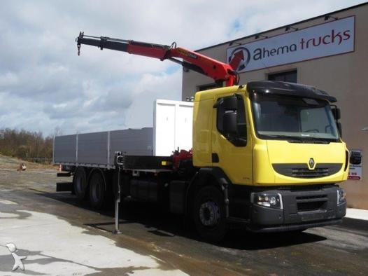 camion grue