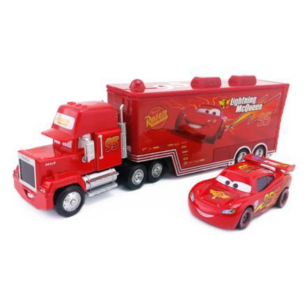 camion mcqueen