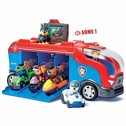 camion mission pat patrouille