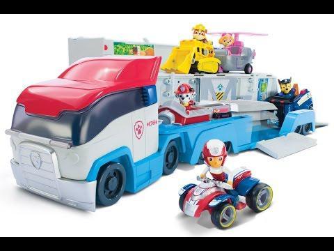 camion paw patrol