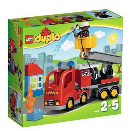 camion pompier duplo