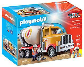 camion toupie playmobil