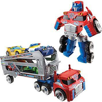 camion transformers jouet