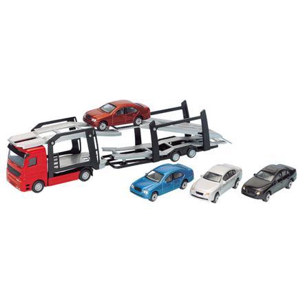 camion transporteur jouet