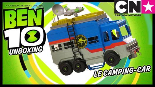 camping car ben ten