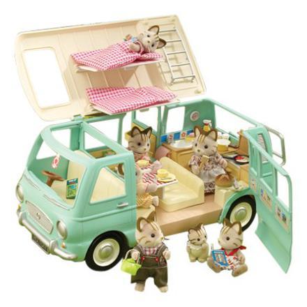 camping car sylvanian