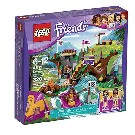 camping lego friends
