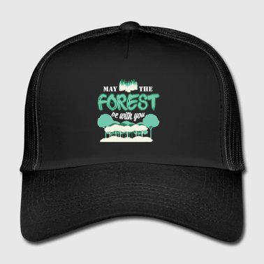 cap garde forestier