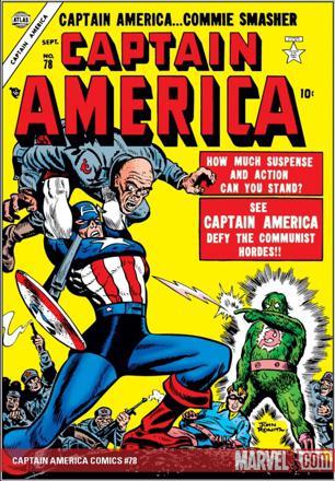 captain america 78